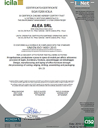 ICILA_UNI EN ISO 14001