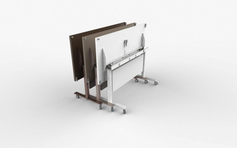 Introducing Club: our multifunctional folding table