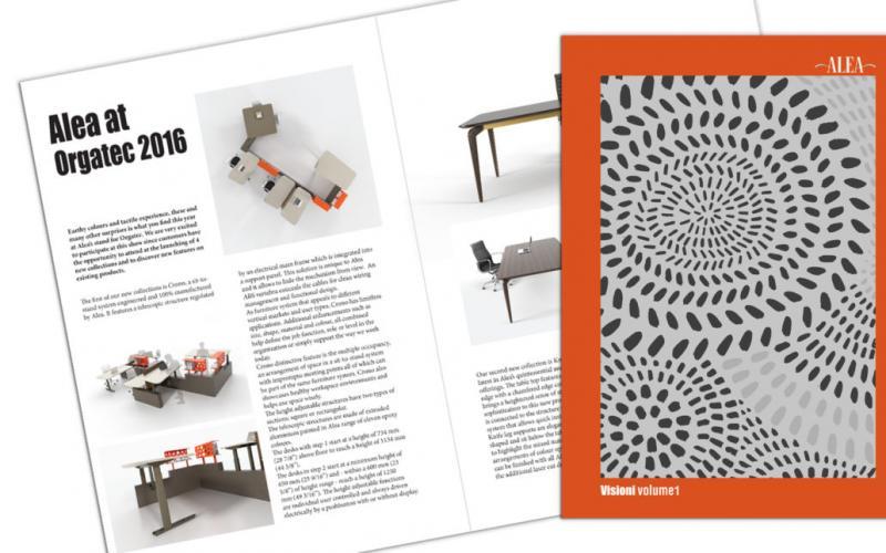 Visioni magazine volume 1
