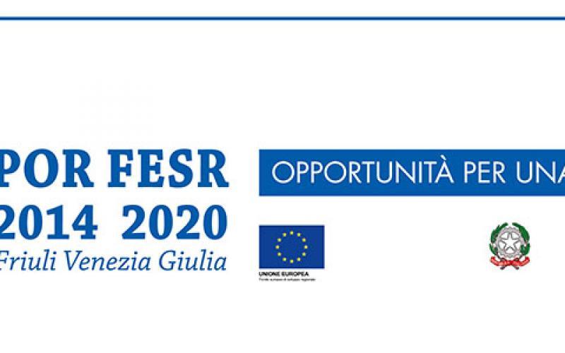 Contributo POR FESR Friuli Venezia-Giulia