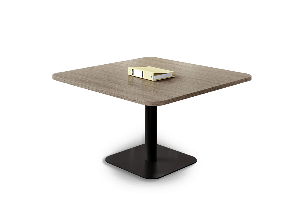 Tables with metal base hover